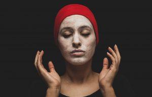 Skin Whitening Facial Mask