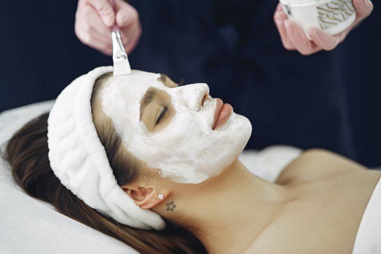 oxygen facial clear skin